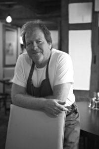 Graham Garrett, Chef/Patron of The West House