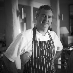 Dane Allchorne, Executive Head Chef & Owner of The Milk House