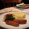Sausages & Mash
