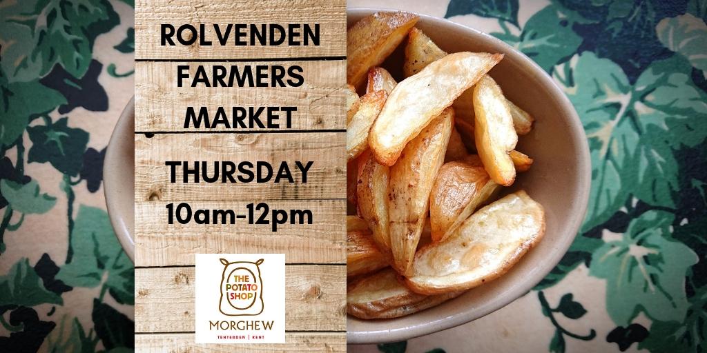Rolvenden Farmers Market Thursday 10 - 12