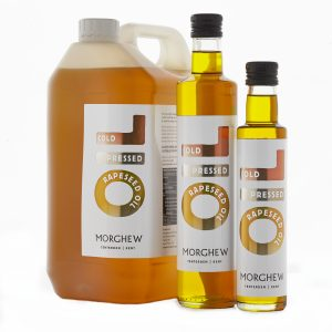 Morghew Cold Pressed Rapeseed Oil 5l